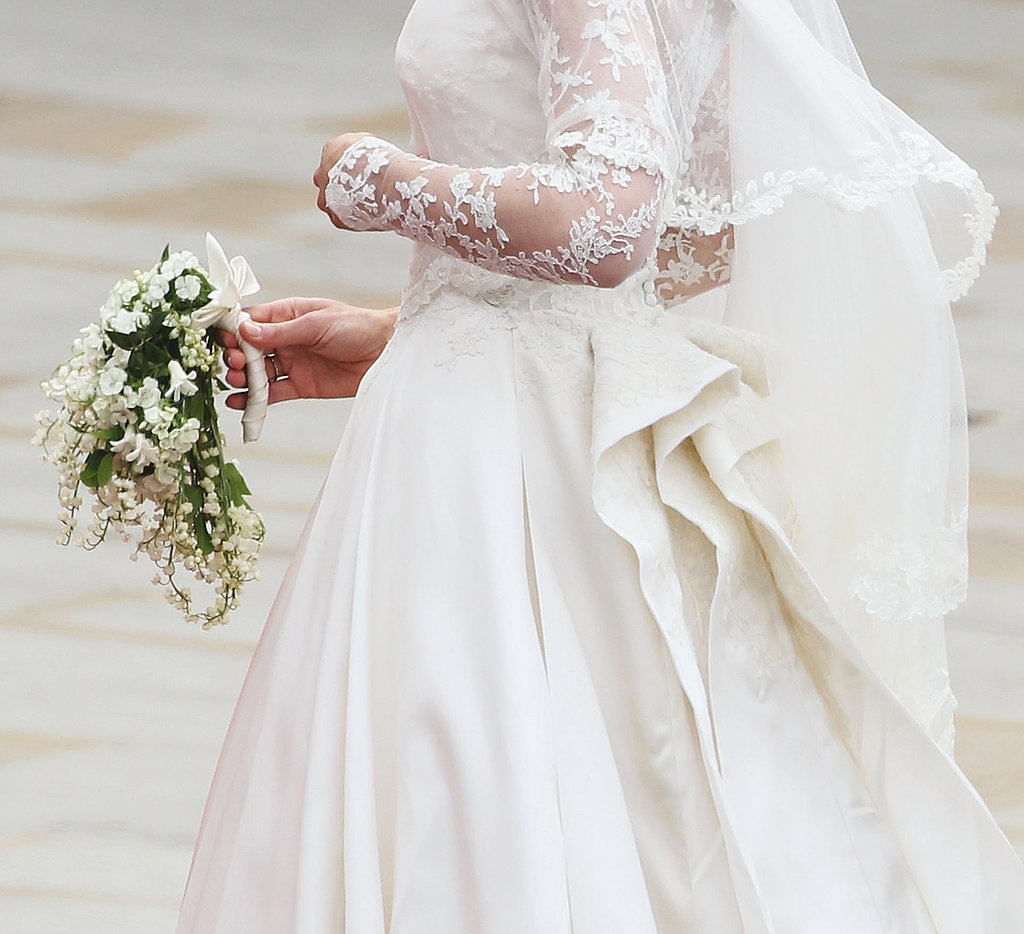 Kate Middleton S Wedding Dress Story