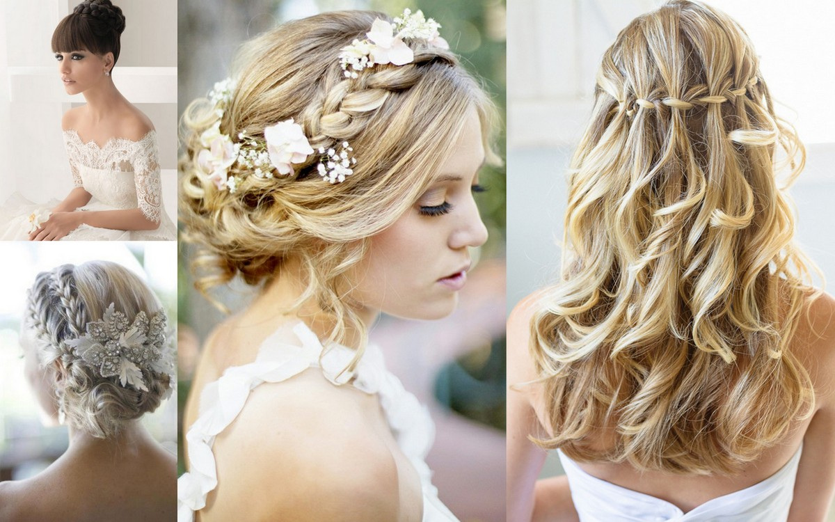 2014 Bridal Hairstyles Trend Hairstyle And Haircut Ideas