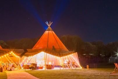 Camping Wedding - Magical Camping Tips