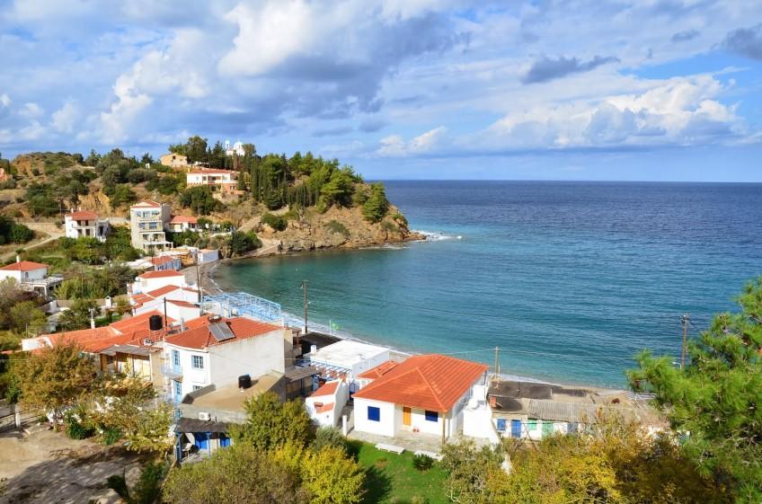 Nagos Beach - Chios