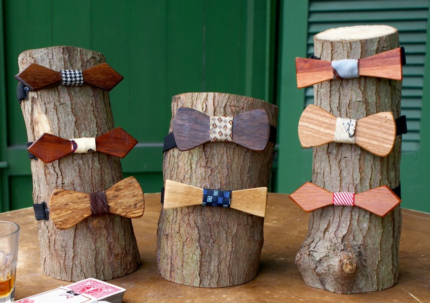 Funky bow ties for any occasion