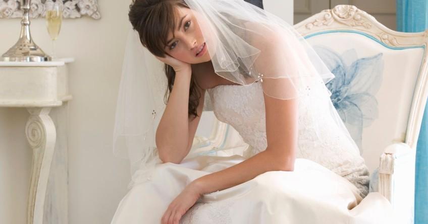An-unhappy-bride