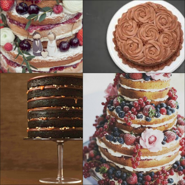 Here Are Some Recipes For Vegan Cakes Which Can Be A Great Idea The Wedding Cake Fist One Is Colorful Fruit Arranged With Natural Flowers
