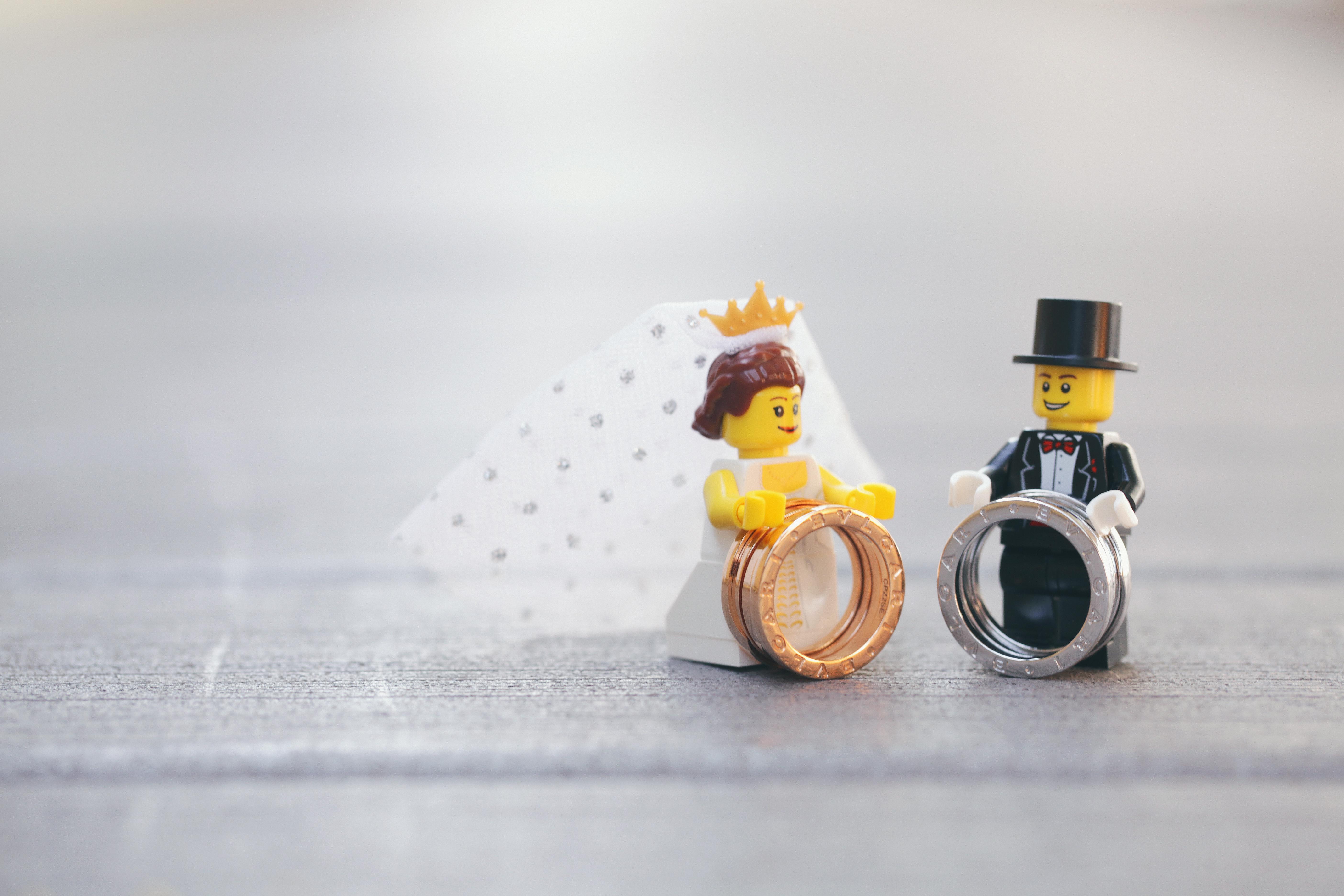Lego Themed Wedding - Sirmione Wedding