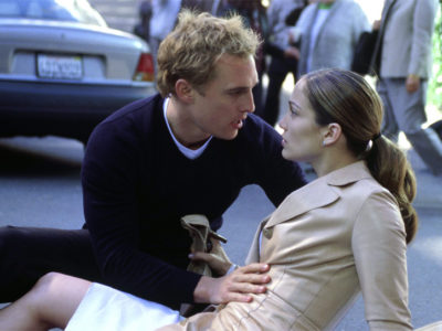 "A scene from the movie ""The Wedding Planner"". The movie talks about wedding planning"